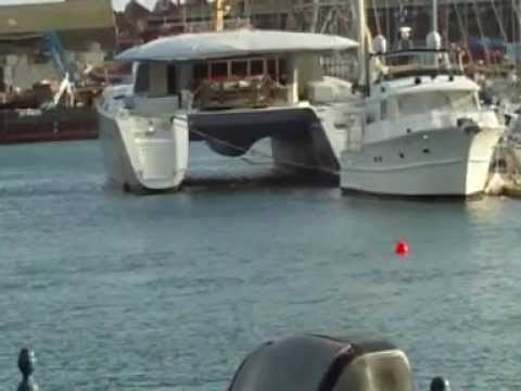 Falmouth Cornwall.. harbour  06.12.2009.wmv