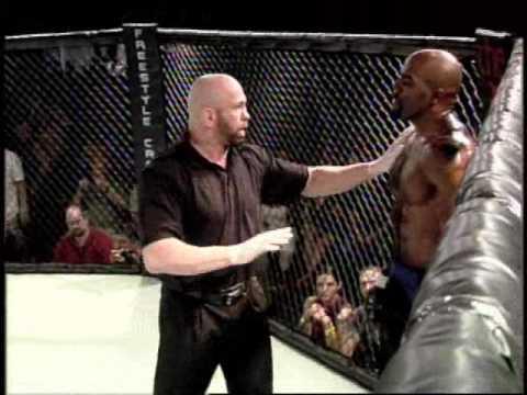 MMA David Heath vs Wayne Cole