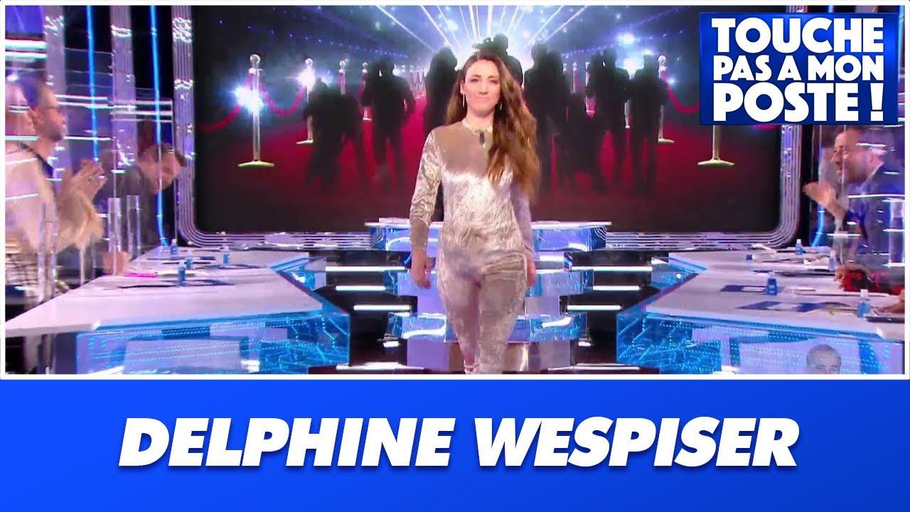 Replay TPMP : Le défilé très sexy de Delphine Wespiser dans TPMP