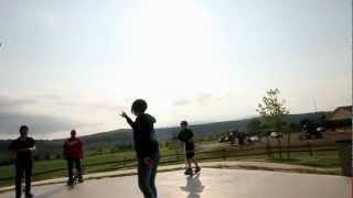Mom Yells at Skateboarder at the Front Royal Park