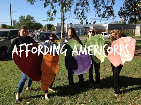 Living on an AmeriCorps Budget (How I did it!)