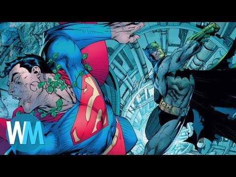 Top 10 Reasons Why Batman Is Better Than Superman
