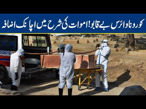 Coronavirus situation in Pakistan begins to lose control