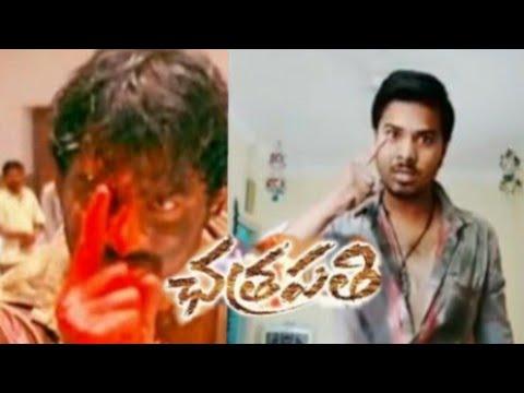 Rebel Star Prabhas Extraordinary Dialogue Delivery | Chatrapathi Movie | Dubsmash | By Usman Baig