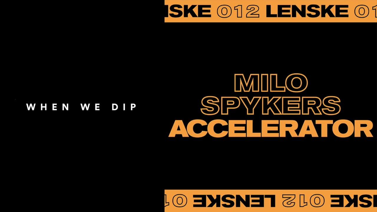 Premiere: Milo Spykers - The Debris [Lenske]