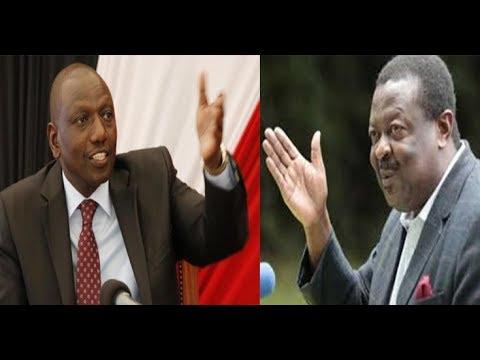 MUDAVADI VS RUTO: Mudavadi has been throwing jabs at DP Ruto| Political Pages