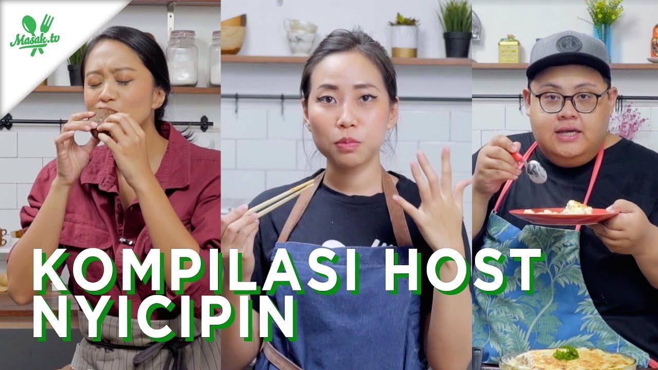 Kompilasi Host Nyicipin
