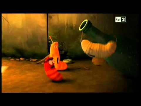 Larva ep il bozzolo 2 cartone animato divertentissimo for Cartone animato trilli