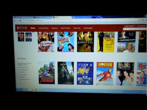 Netflix advice with tips and tricks for getting full HD quality and 5.1