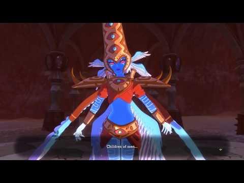 Ni no Kuni II Revenant Kingdom The Lair of the Lost Lord - Trial of Zeta  