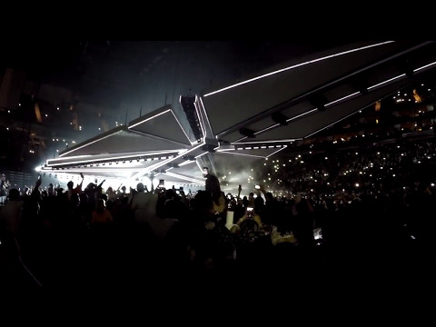 The Weeknd   Legend Of The Fall Houston Toyota Center FULL CONCERT