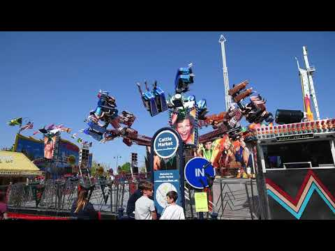 Boston May Fair 2018