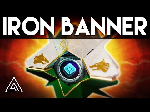 Destiny Rise of Iron | Iron Banner Ghost Shell, Ship & Gear
