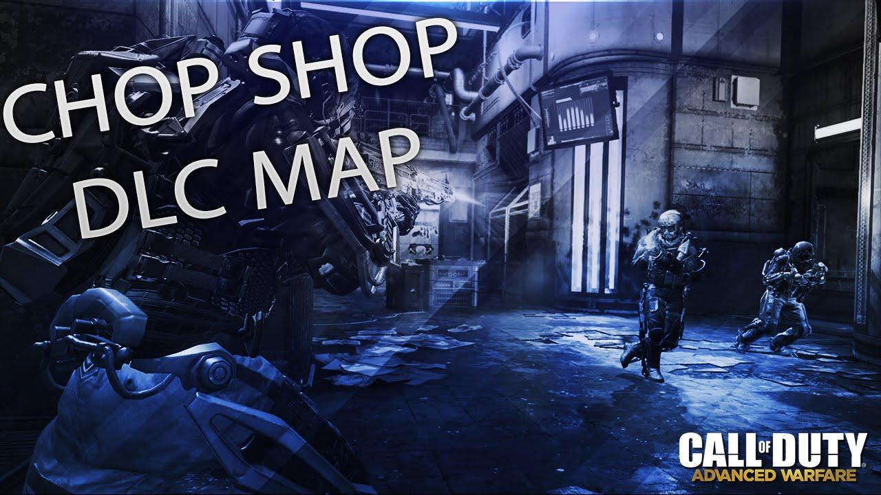 call of duty advanced warfare chop shop gameplay youtube. Black Bedroom Furniture Sets. Home Design Ideas
