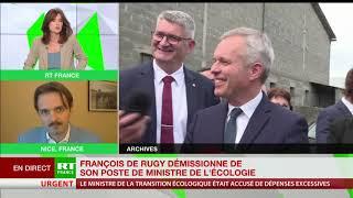 De Rugy «démissionné» ? L'avis de Frédéric Saint Clair