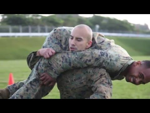 USMC Advanced Course 2016 | THE GUNNY at Okinawa SNCO Academy