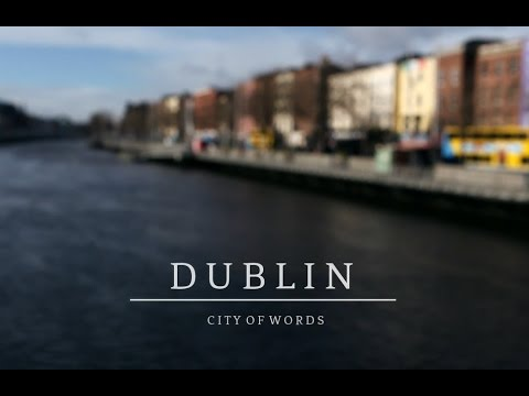 Dublin: City of Words