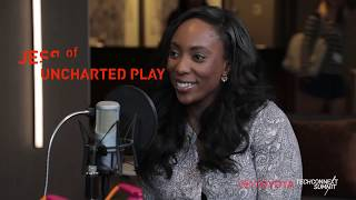 A Conversation with Jessica Matthews | Uncharted Power | Powered by Toyota