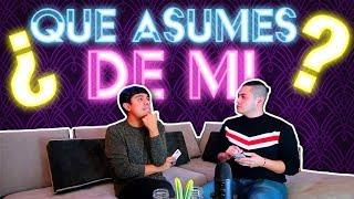 Lo que Pocos Saben... ¿Qué Asumes De Mí? | Pepe & Teo