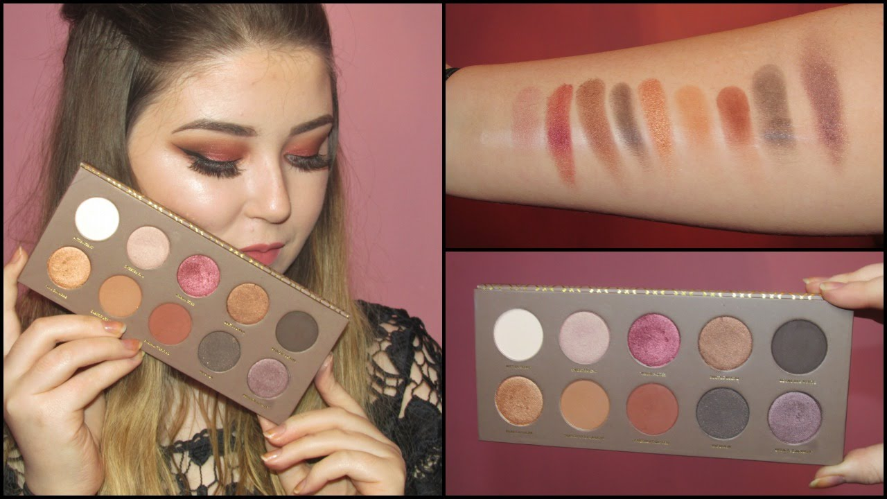 Cocoa Blend Eyeshadow Palette by zoeva #7