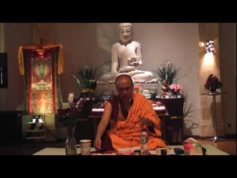 29.05.2016 - Bodhicitta Retreat - Day 1 - Session 4 - Kintamani, Bali