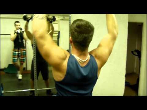 Martin Gabko-Cviky na záda a ramena ( Pro začátečníky )