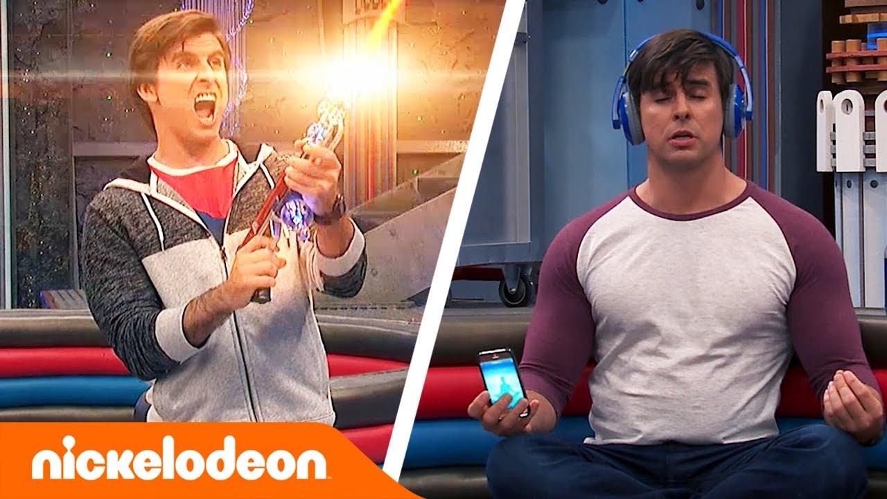 Henry Danger | Nickelodeon Arabia | هنري البطل | أفضل لحظات راي - الجزء الأول