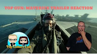 TOP GUN: MAVERICK | TRAILER REACTION