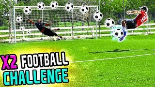 ⚽ ULTIMATE FOOTBALL CHALLENGE Vs ILLUMINATI CREW
