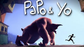 геймплей Papo And Yo (gameplay) HD