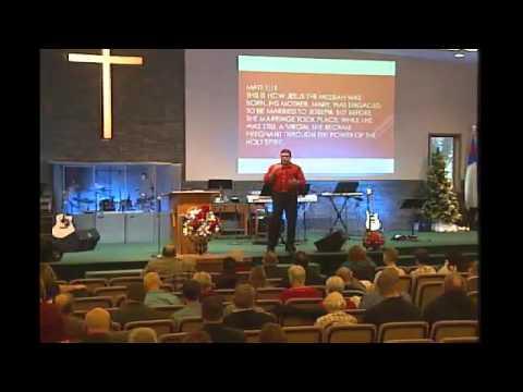 New River Assembly of God Pastor Tom Johnson 12/21/14