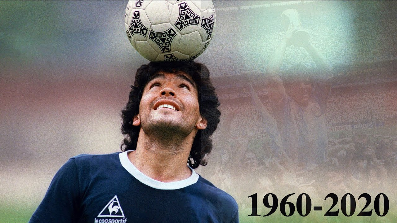 How the world reacted to Diego Maradona's tragic death, farewell to a legend of the game