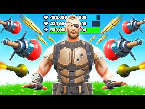 I'm A 1500HP BEAST! *NEW* 14 Days of Summer LTM! (Fortnite)
