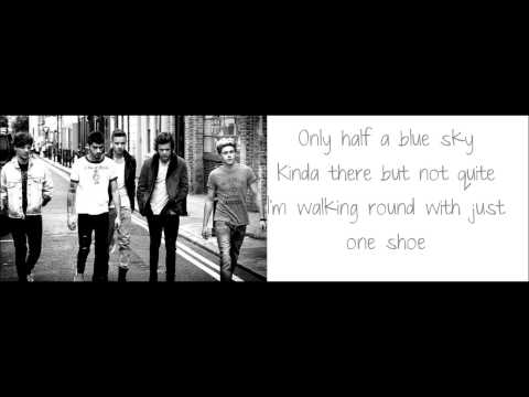 Half A Heart - One Direction (Lyrics + Pictutres)