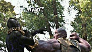 Thanos Chega em Wakanda DUBLADO HD   Vingadores Guerra Infinita ( 2018 )