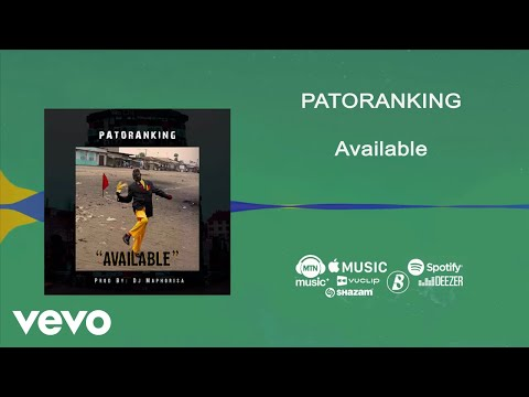 Patoranking - Available [Official Audio]