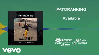 Patoranking Available Official Audio