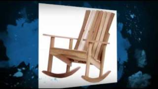 Western Red Cedar Furniture