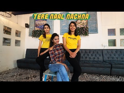 Tere Naal Nachna | Nawabzaade | Dance Cover | Rekha Kangtani