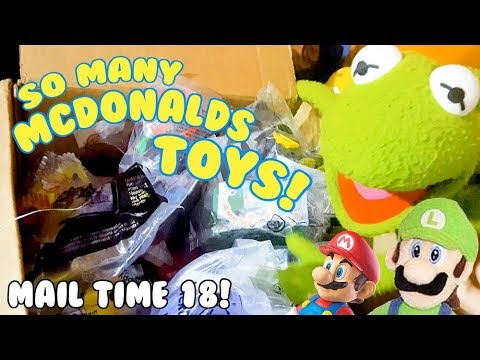 WE'RE FURRIES!?! - MAIL TIME! Episode 18! Cute Mario Bros.