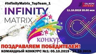 Infinity Matrix  ИНФИНИТИ МАТРИКС - КОМАНДНЫЙ КОНКУРС №1 - 6 АККАУНТОВ В AMBER!