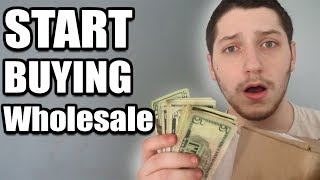 How To Buy Name Brand Wholesale Products With Little Money   Amazon FBA & eBay