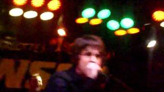 Jimmy Wayne introducing the band ,singing Kerosene Kid 12-5-2009 at Coyote Joes 111.avi