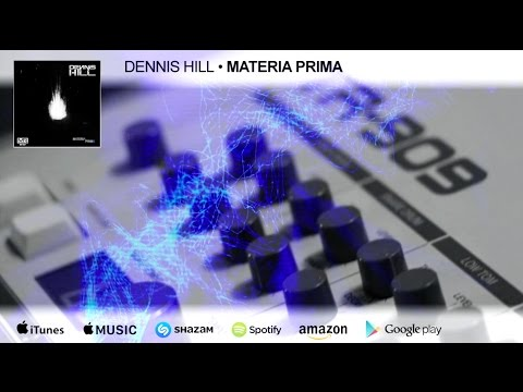 """[techno-minimal] Dennis Hill - """"Materia Prima"""" (Original) - Musik Research Production 2016"""