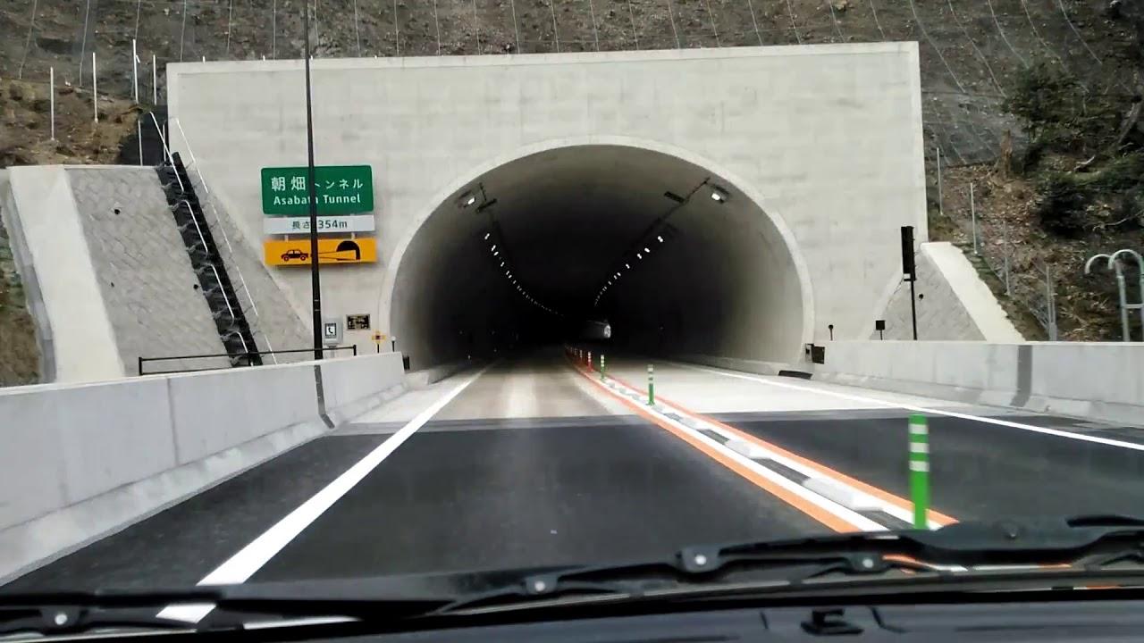 いまさら、山陰自動車道  多伎・朝山道路