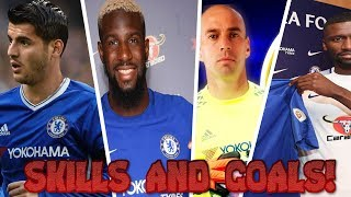 MORATA, BAKAYOKO, RUDIGER, CABALLERO! CHELSEA SKILLS, GOALS, AND ANALYSIS! l Good Transfer Window?!