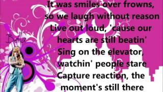 Bella Thorne and Zendaya Contagious Love Lyrics