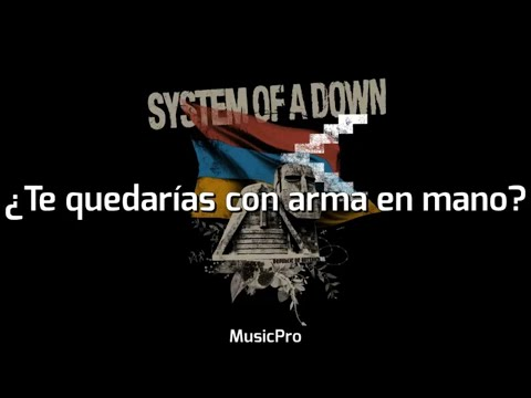 System Of A Down - Protect The Land (Sub. Español)