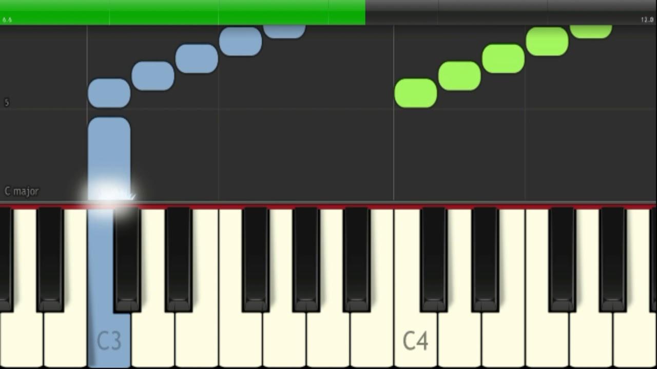 aprender tocar piano on line