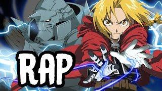 "EDWARD & ALPHONSE ELRIC RAP | ""Alchemy"" | RUSTAGE ft GameboyJones [Fullmetal Alchemist: Brotherhood]"
